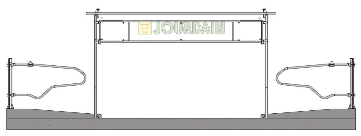 Jourdain-giljotiiniportti